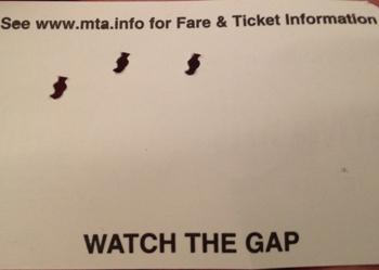 LIRR Ticket